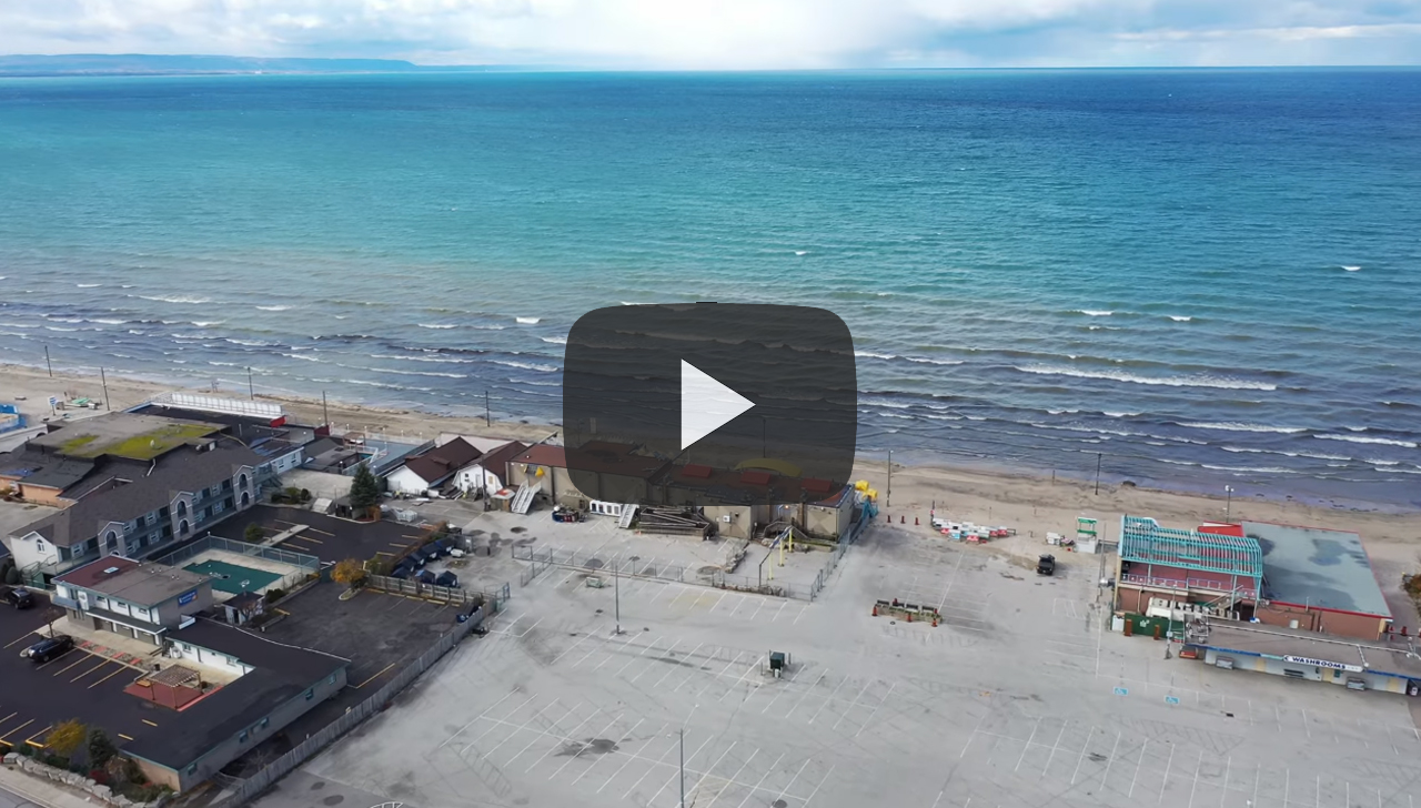 Aerial Video Wasaga Beach
