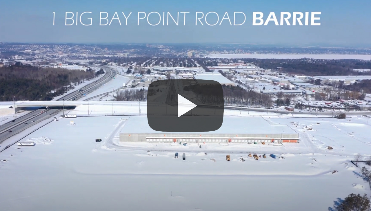 Construction Video Barrie Ontario